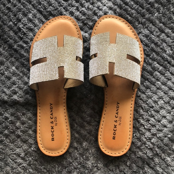 Rock Candy Zigi Slip On Sandals